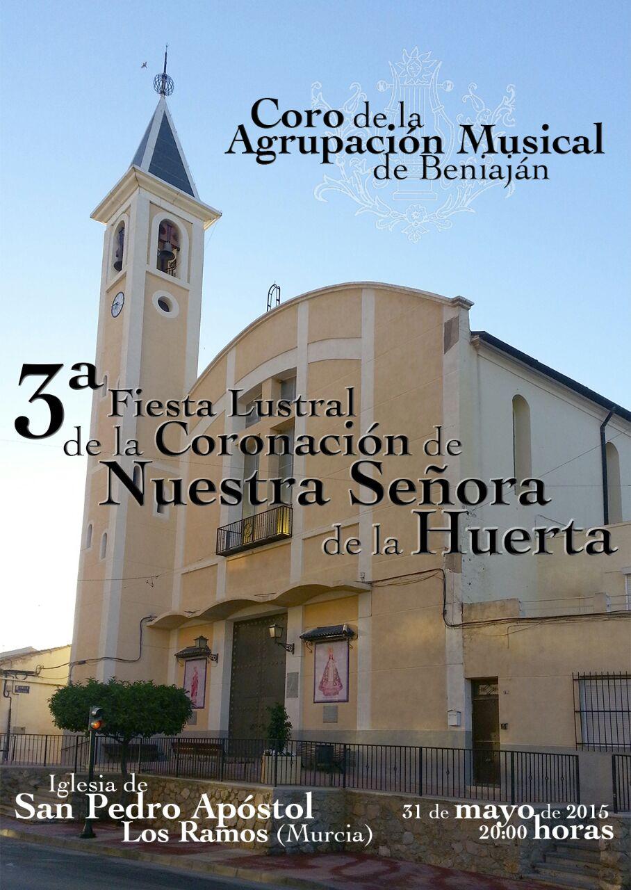 Actuaciones del Coro de la Agrupación Musical de Beniaján