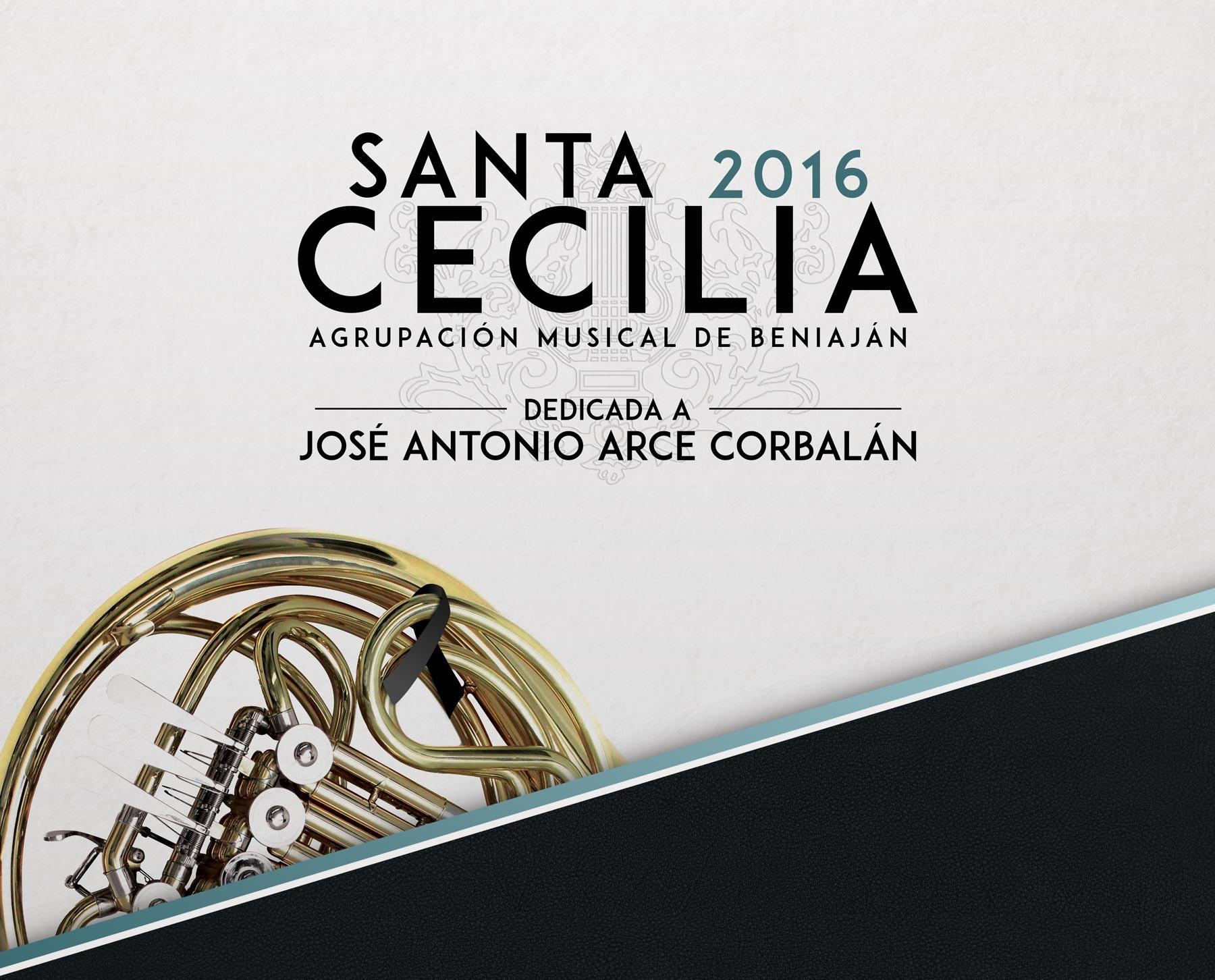 Audiciones Santa Cecilia 2016