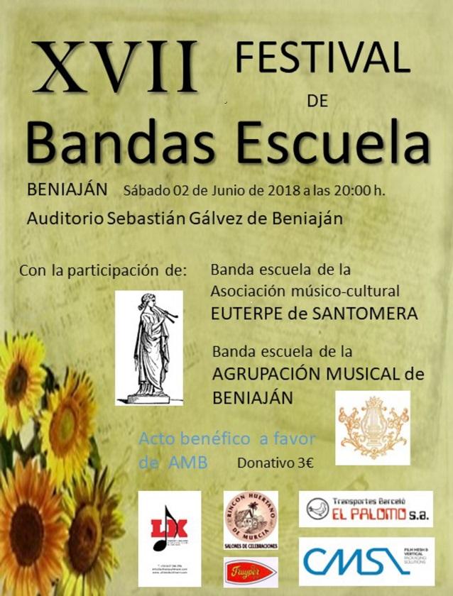 XVII FESTIVAL DE BANDAS ESCUELA