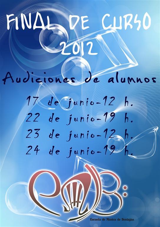 audiciones2012